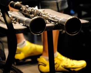 Clarinet Bike Shoes